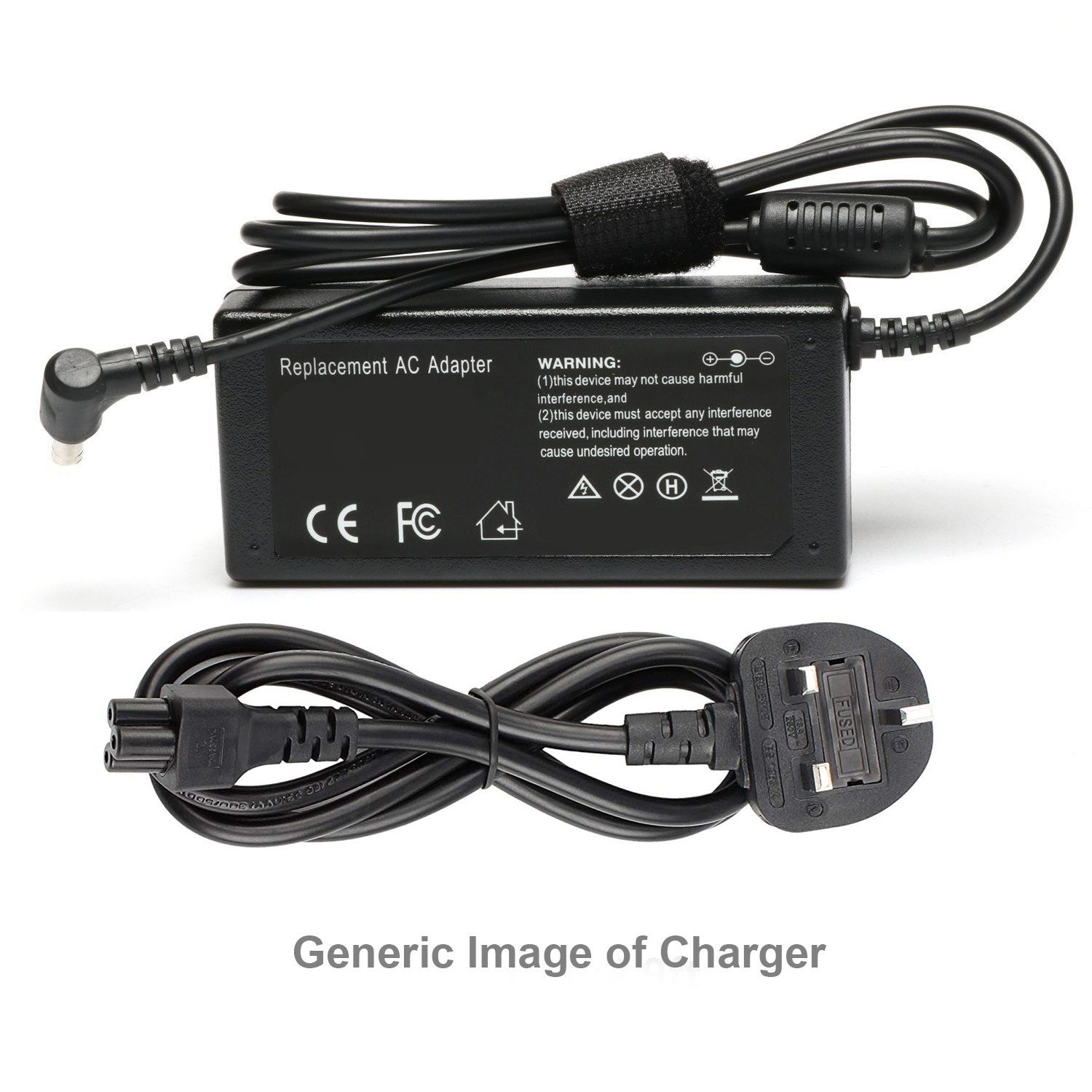 Acer Aspire 1352LCE Laptop Car Charger